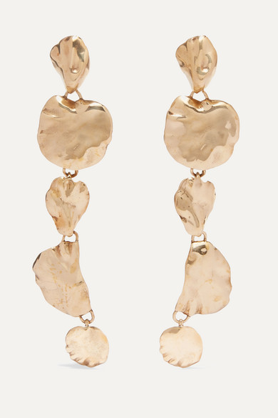Ariana Boussard-Reifel - Artemisia Gold-tone Earrings