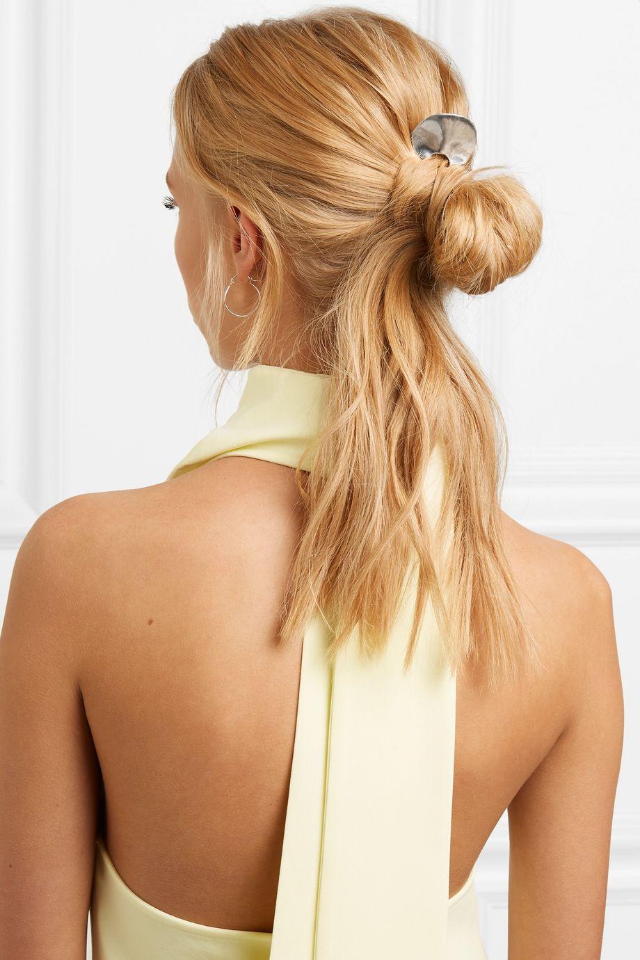 Ariana Boussard-Reifel Phyta Haarspange aus Silber