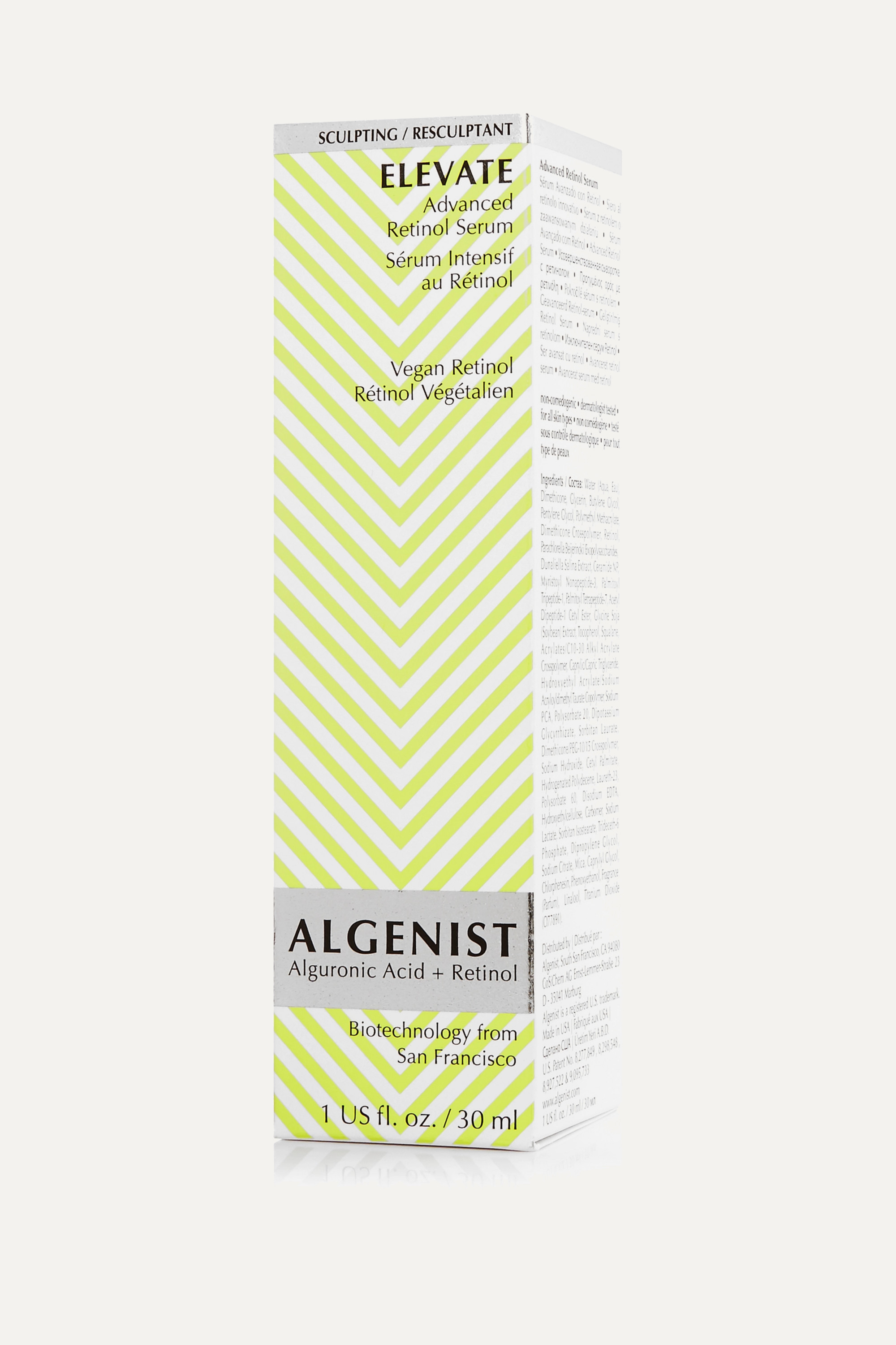 Algenist ELEVATE Advanced Retinol Serum, 30ml