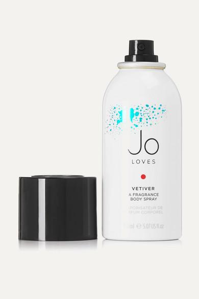JO MALONE | Jo Loves - A Fragrance Body Spray - Vetiver, 150ml | Goxip