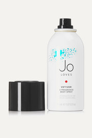Jo Loves A Fragrance Body Spray - Vetiver, 150ml