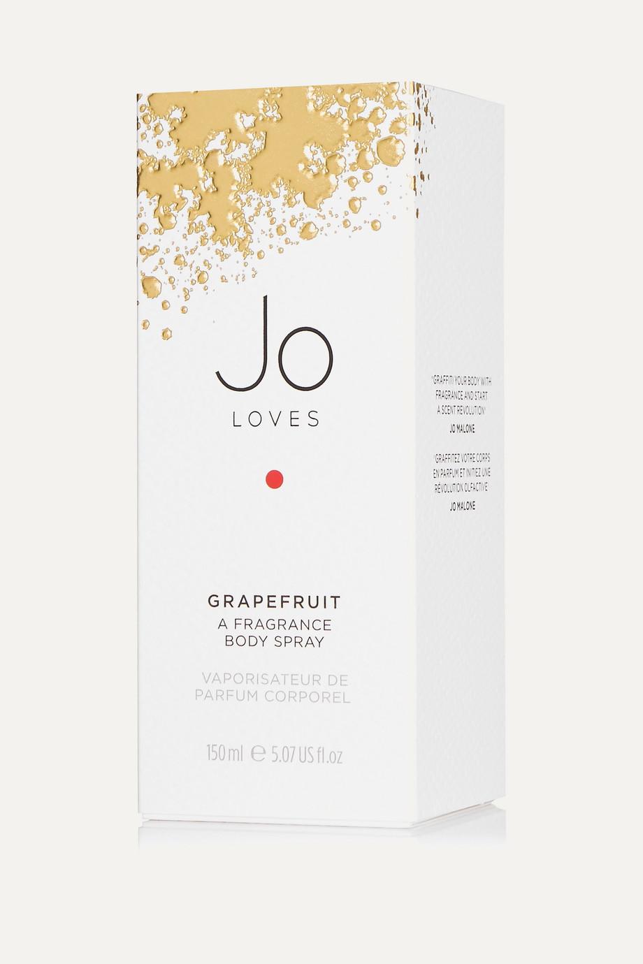 Jo Loves A Fragrance Body Spray - Grapefruit, 150ml