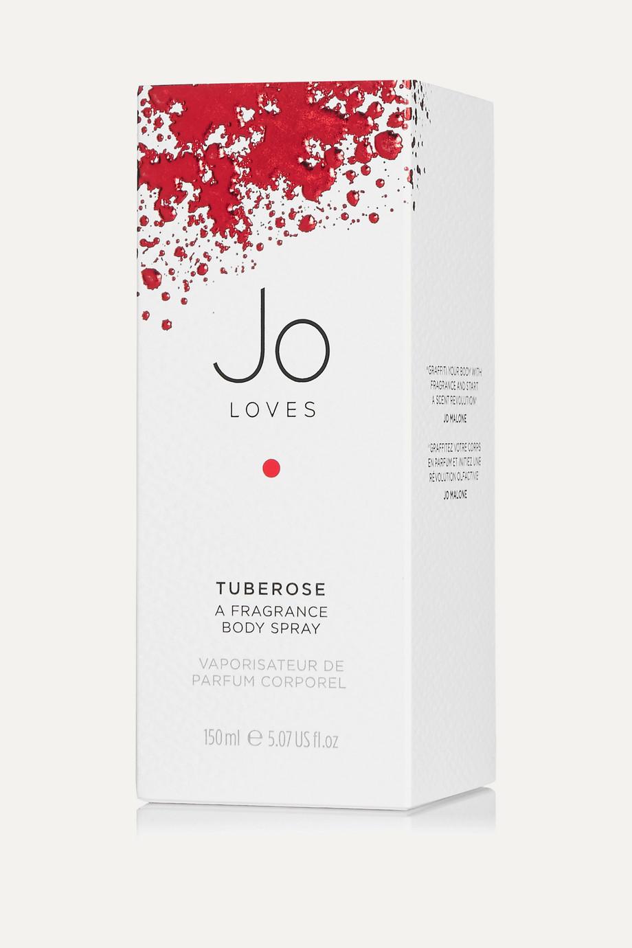 Jo Loves A Fragrance Body Spray - Tuberose, 150ml
