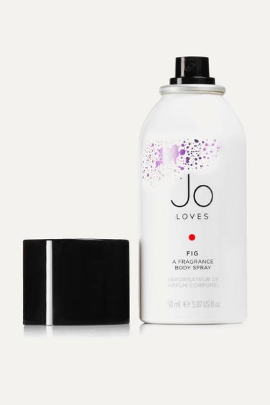JO MALONE | Jo Loves - A Fragrance Body Spray - Fig, 150ml | Goxip