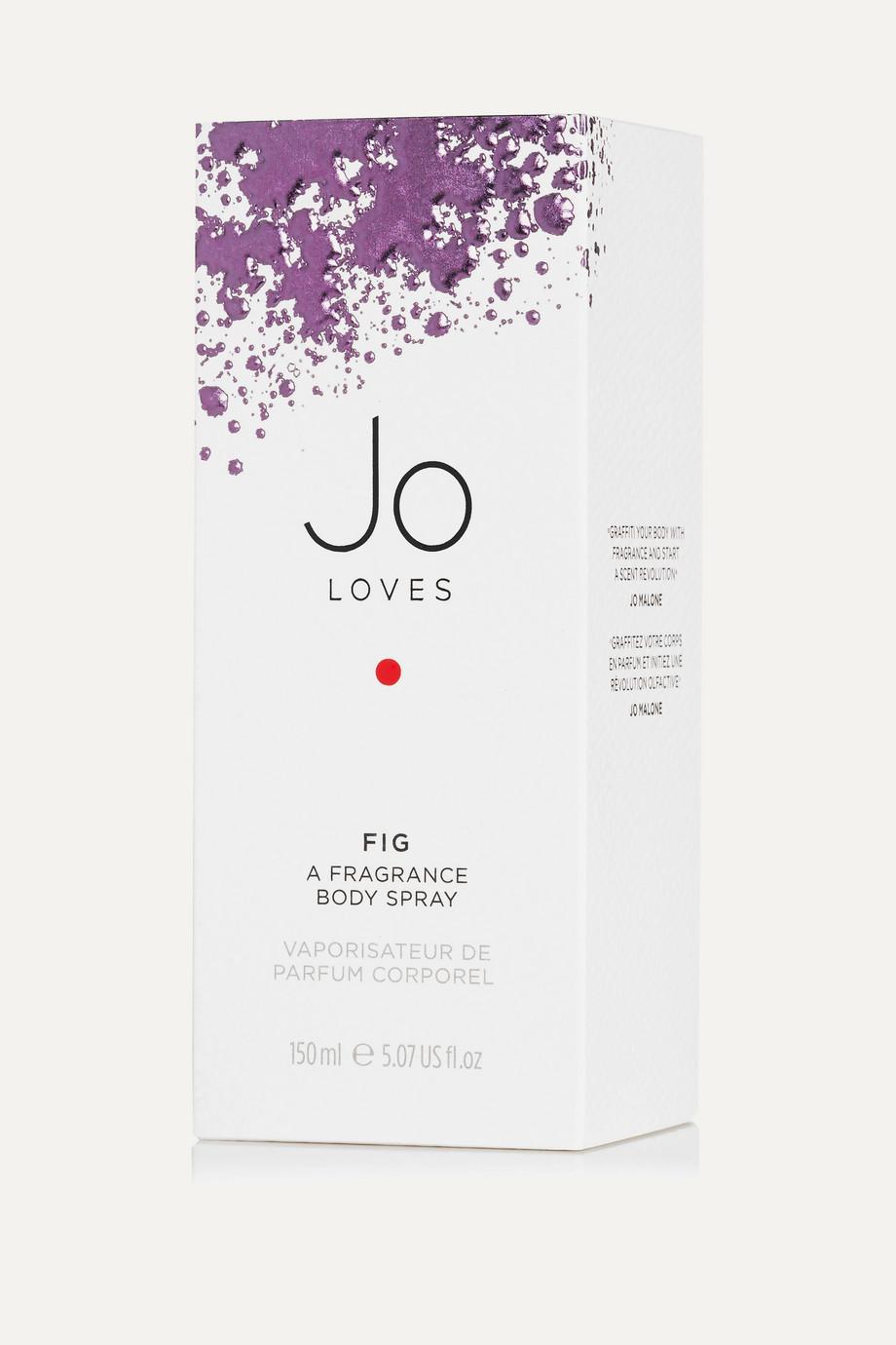 Jo Loves A Fragrance Body Spray - Fig, 150ml