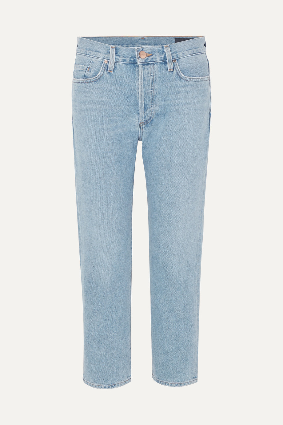 GOLDSIGN The Low Slung mid-rise jeans