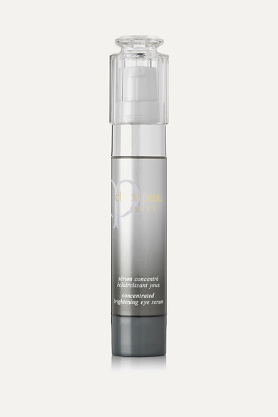 Cle De Peau Beaute Concentrated Brightening Eye Serum in Colorless