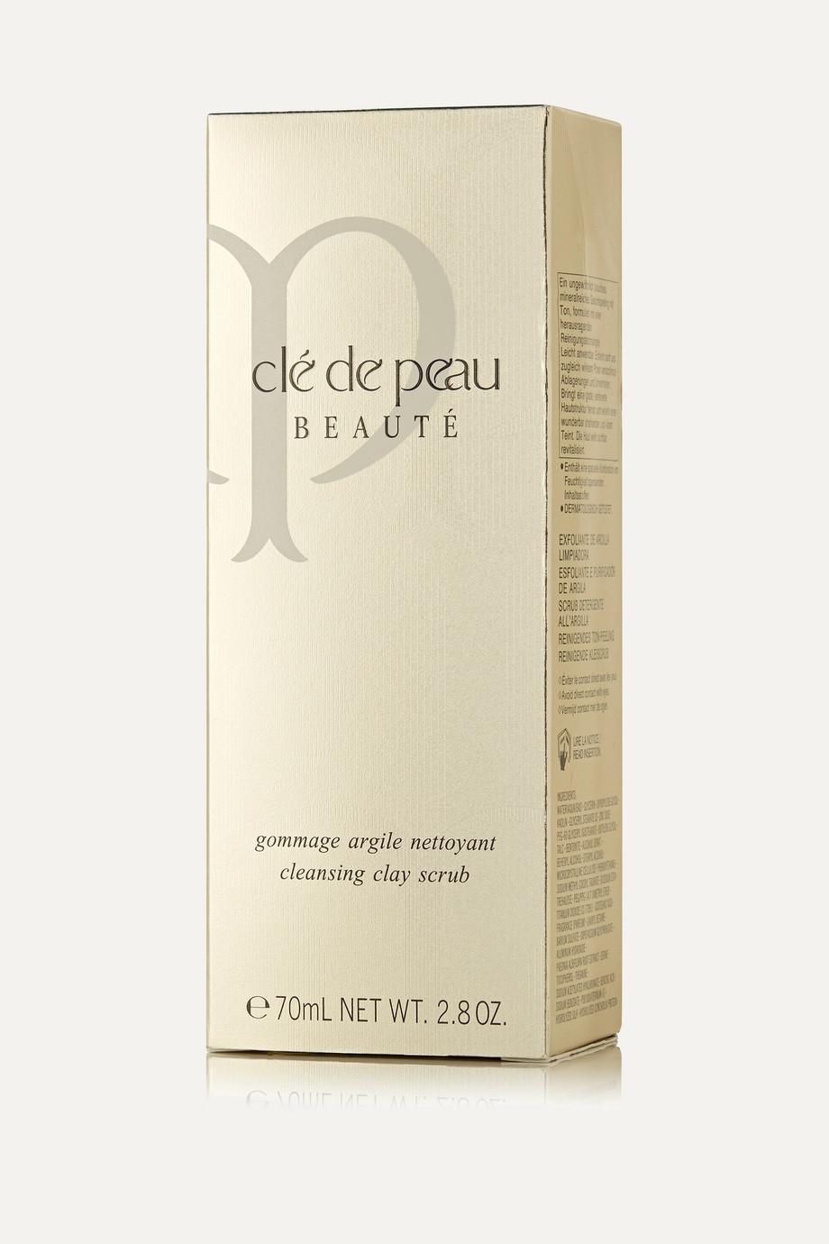 Clé de Peau Beauté Cleaning Clay Scrub, 70ml