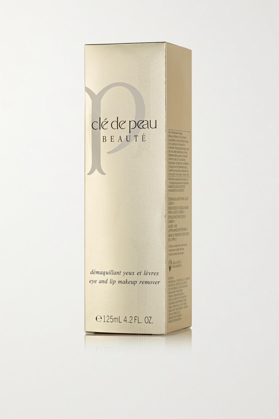 Clé de Peau Beauté Eye and Lip Makeup Remover, 125ml