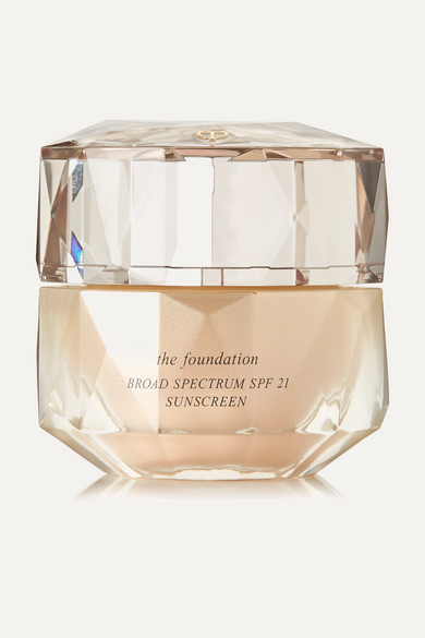The Foundation Spf21 - I10 Very Light Ivory, 27Ml in Neutral