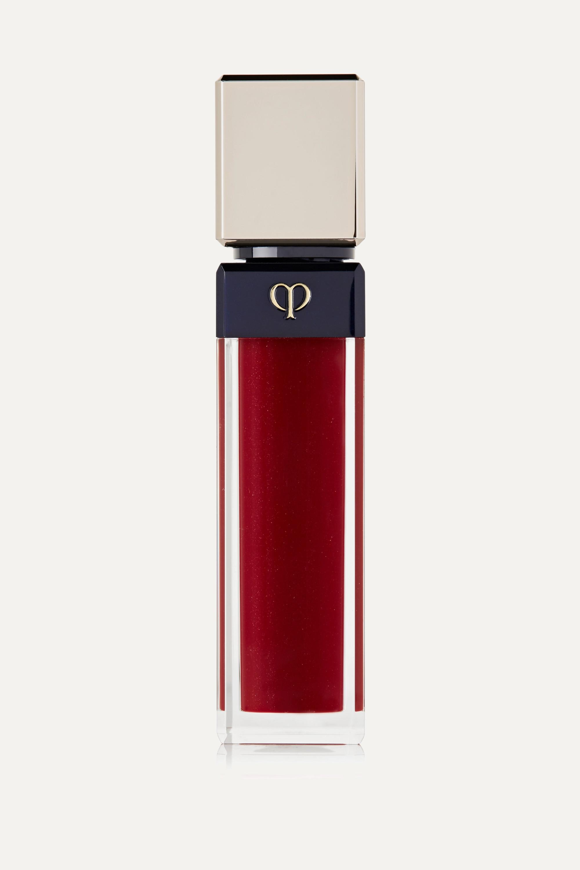 Clé de Peau Beauté Radiant Lip Gloss - Fire Ruby 8