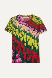 Iven floral-print jersey T-shirt