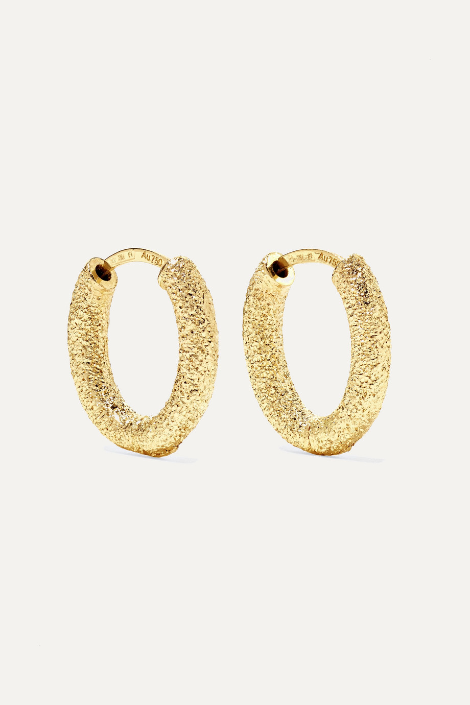 Carolina Bucci 18K 黄金耳环