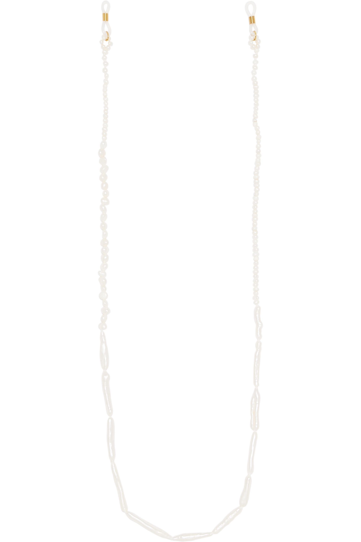 Lucy Folk Pearl sunglasses chain
