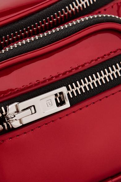 Alexander Wang Belt Attica mini patent-leather belt bag