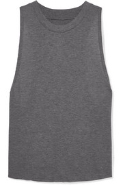 Alo Yoga Heat Wave ribbed jersey tank