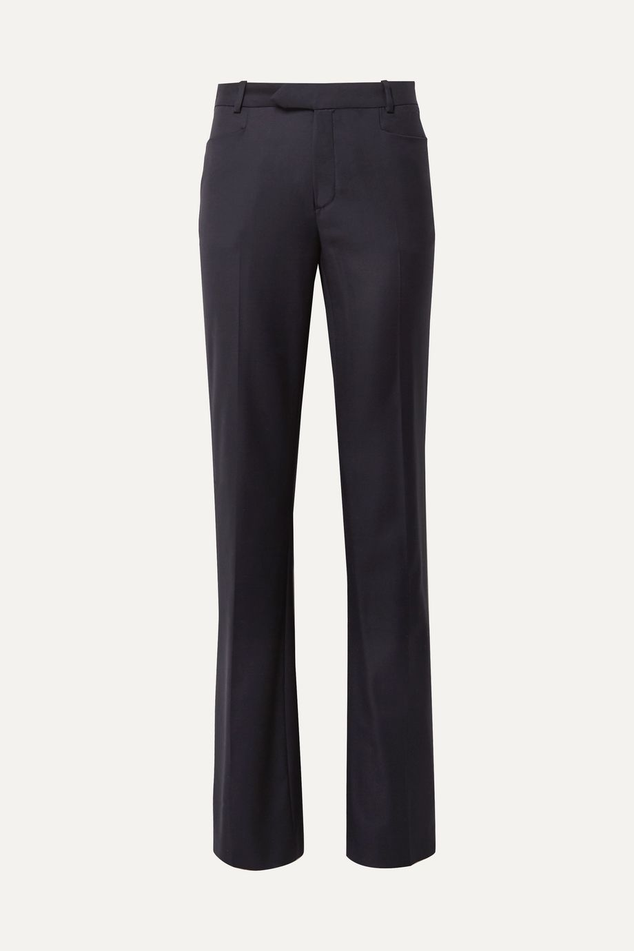 Joseph Rocker Super 100 wool-twill wide-leg pants