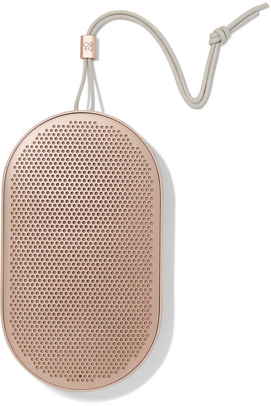BANG & OLUFSEN P2 Portable Bluetooth Speaker in Sand