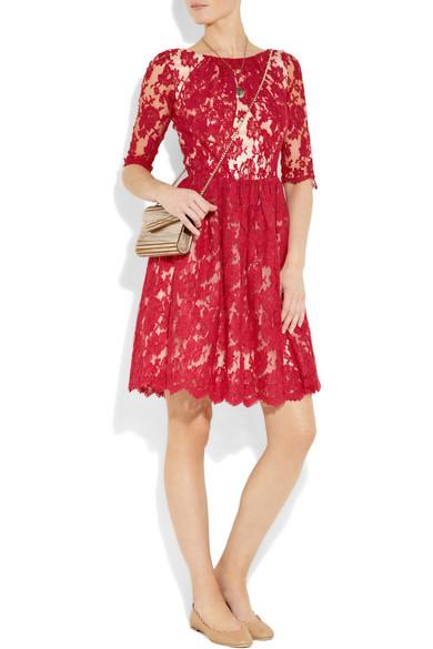 Erdem | Margot lace dress | NET-A-PORTER.COM