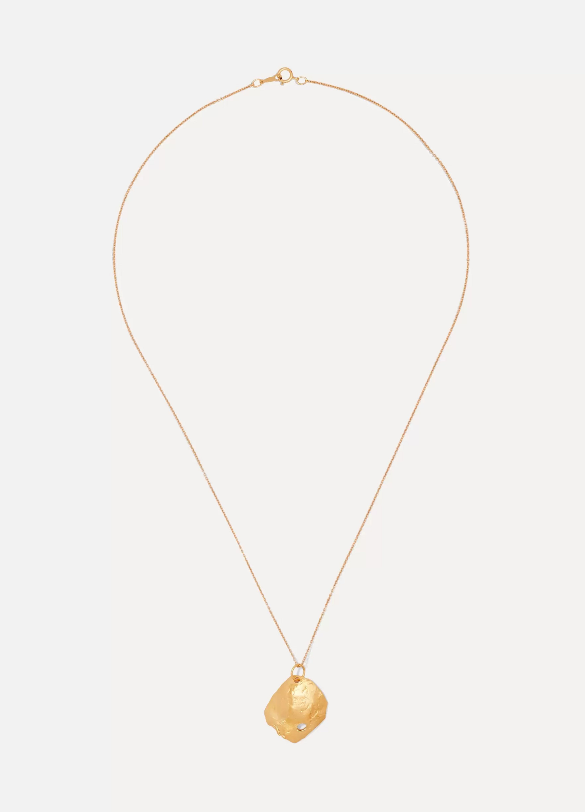 Alighieri The Rumours gold-plated necklace