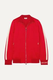 몽클레어 Moncler Jersey bomber jacket