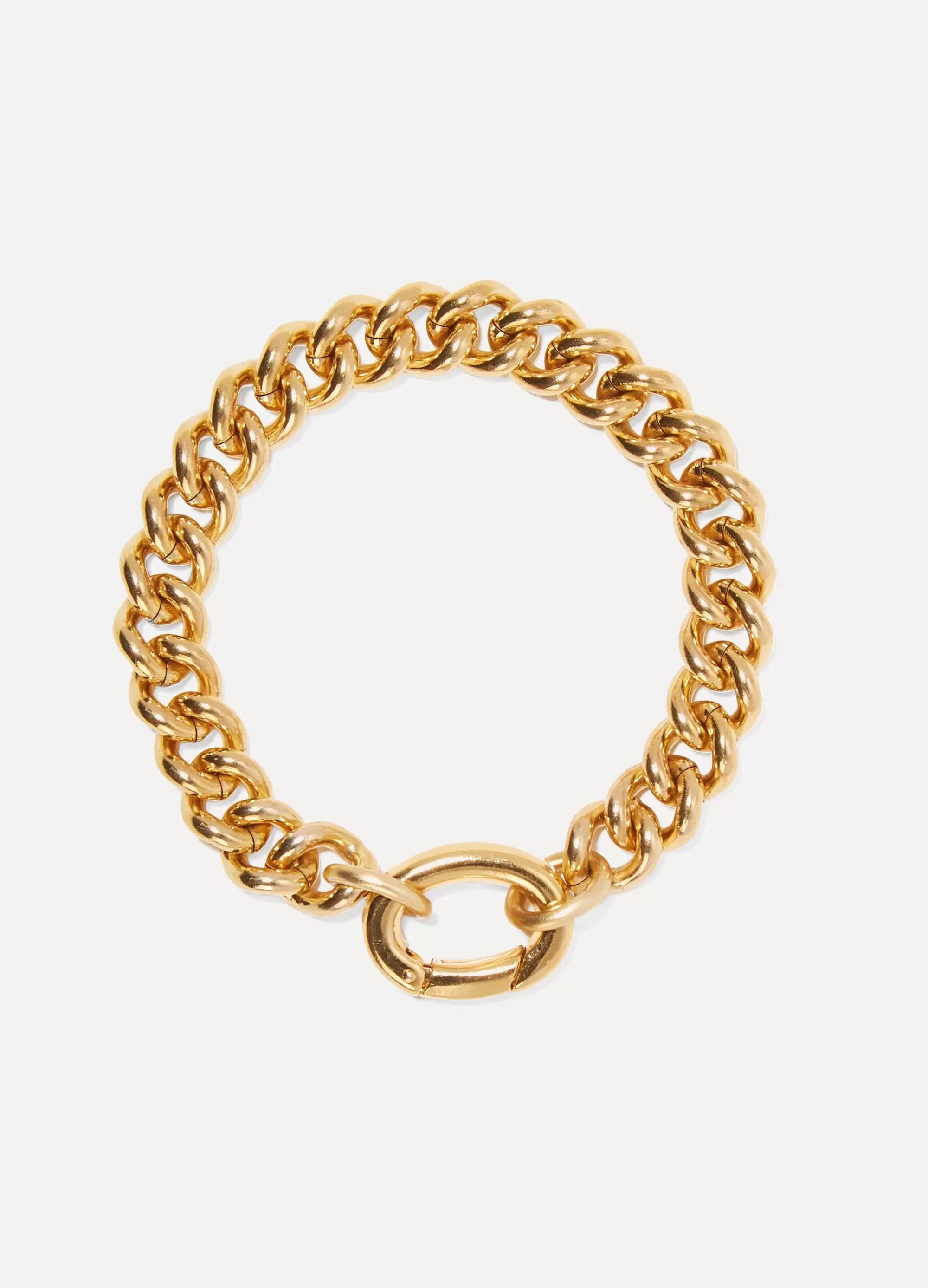 Laura Lombardi Presa gold-tone bracelet