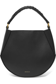 Corsa mini leather tote