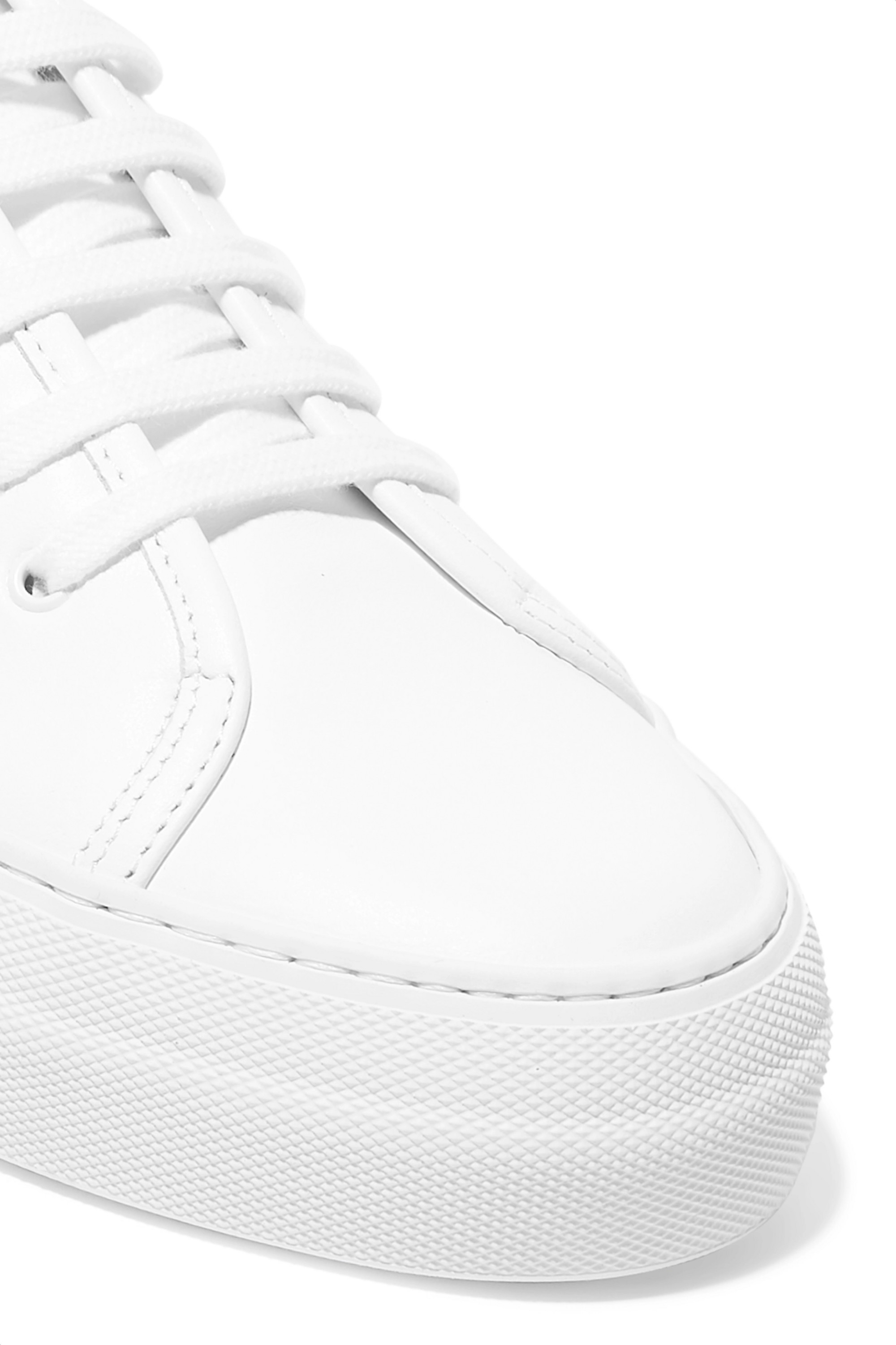 Common Projects Tournament leather sneakers
