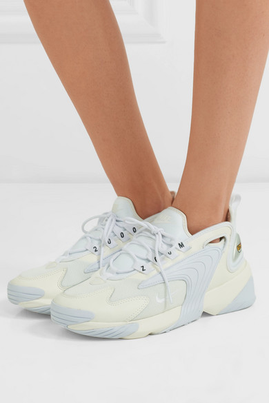 51332f960fa Nike | Zoom 2K leather and mesh sneakers | NET-A-PORTER.COM