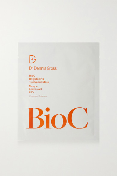 Dr. Dennis Gross Skincare - Set Of 8 Bioc Brightening Treatment Mask - Colorless