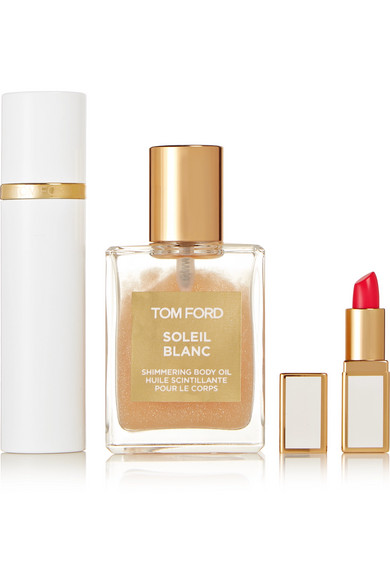 shop tom ford soleil blanc collection - white