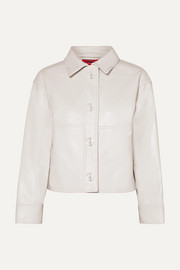 Solace London Veste en cuir Lowell