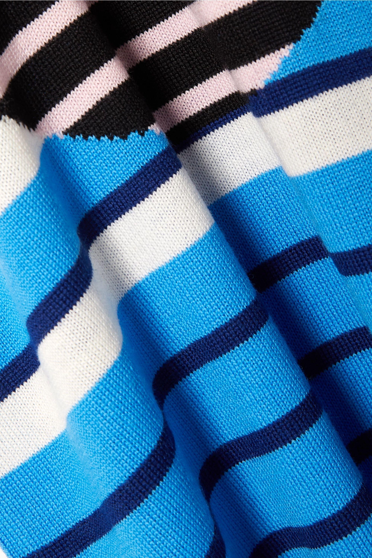 Miu Miu Wool-jacquard sweater