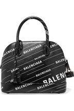 0e78c486d9f4 Balenciaga Ville printed leather tote · Balenciaga.  2