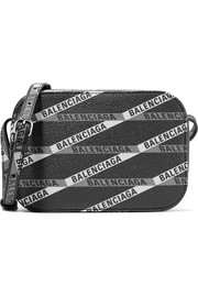 Balenciaga Everyday XS AJ printed coated-canvas camera bag