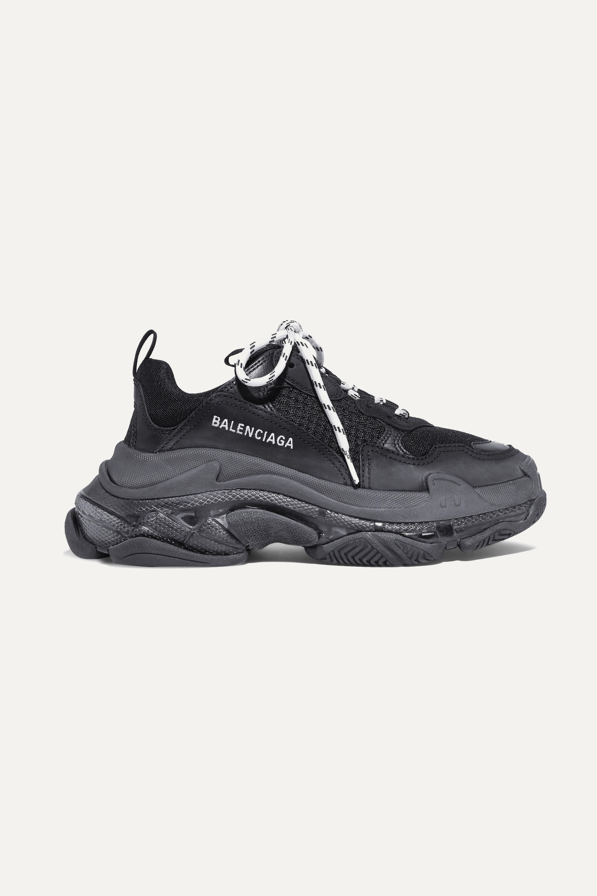 NEWS EBA Balenciaga Triple S 2 0 Batman Black