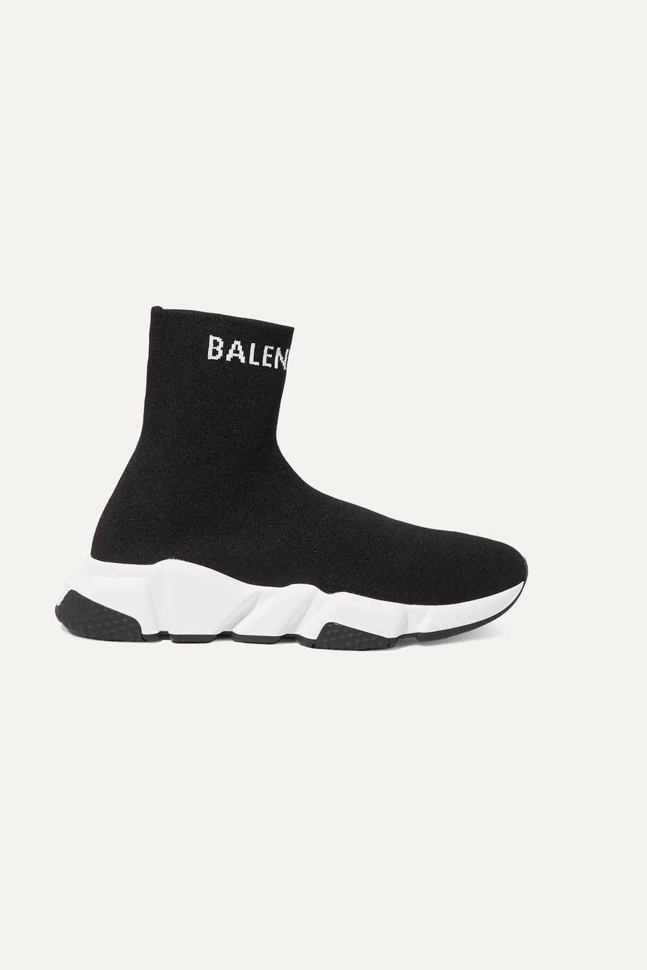 Balenciaga Speed stretch-knit high-top sneakers