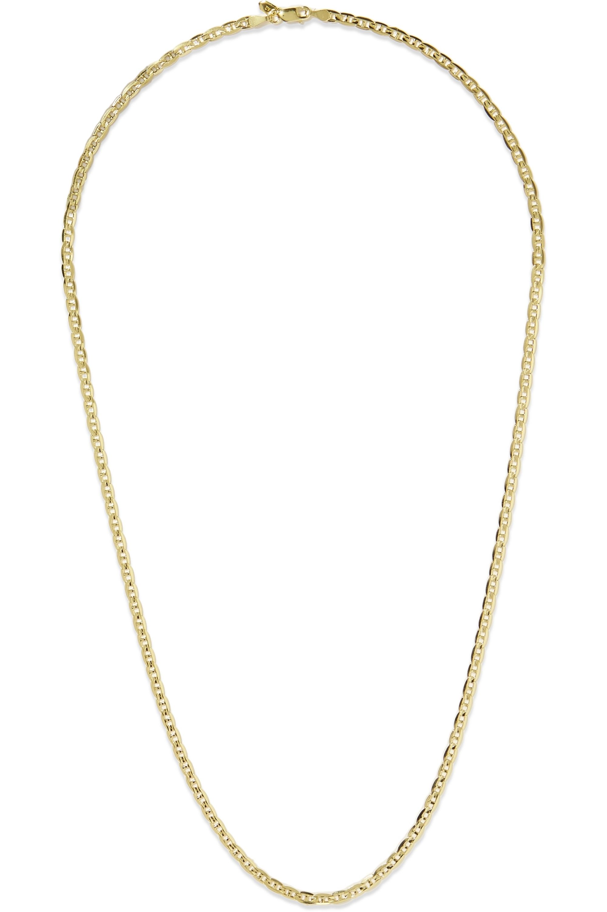 Maria Black Carlo gold-plated necklace