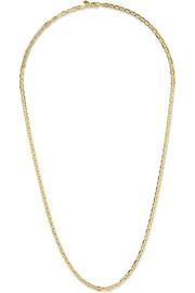 Carlo gold-plated necklace