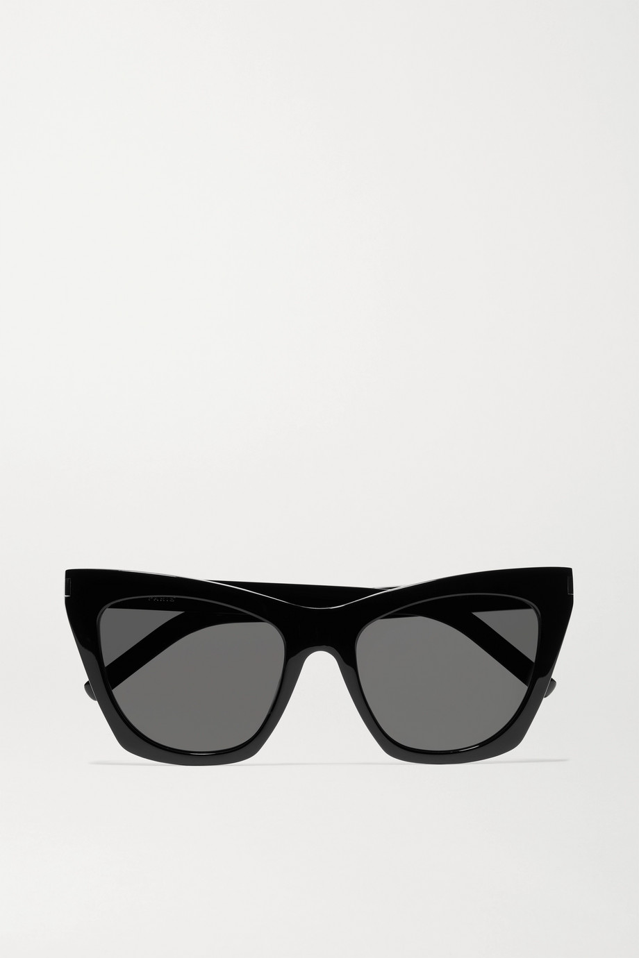 SAINT LAURENT Kate Sonnenbrille mit Cat-Eye-Rahmen aus Azetat