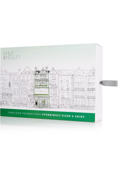 PHILIP KINGSLEY Fabulous Foundations: Stunningly Sleek & Shiny Gift Box - Colorless