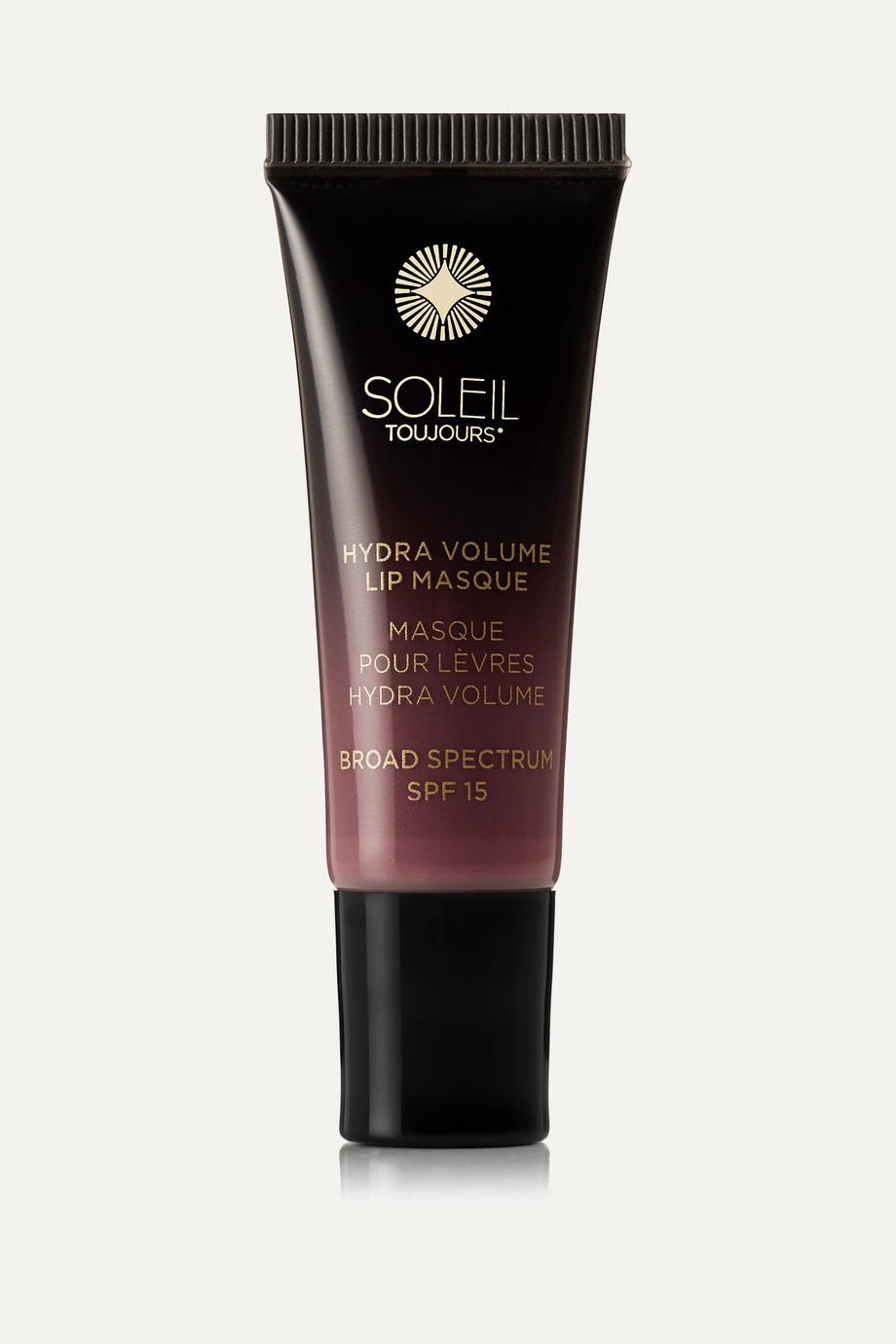 Soleil Toujours + NET SUSTAIN Hydra Volume Lip Masque SPF15 - Indochine