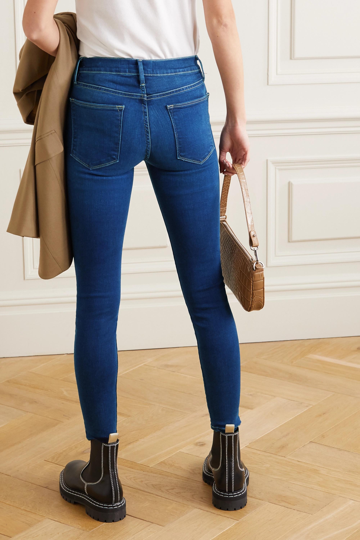 FRAME Le High skinny jeans