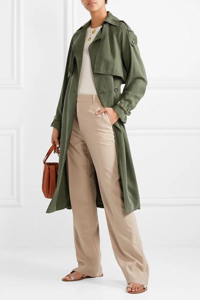 Michael Michael Kors Coats Lyocell trench coat