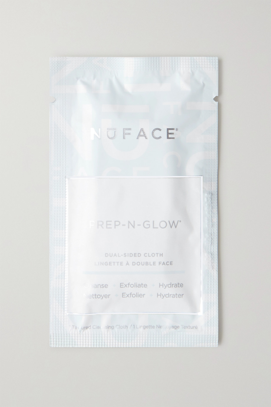 NuFACE Prep-N-Glow Cleansing Cloths x 20