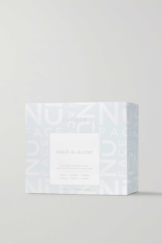 NuFACE Prep-N-Glow Cleansing Cloths x 20 – Gesichtsreinigungstücher