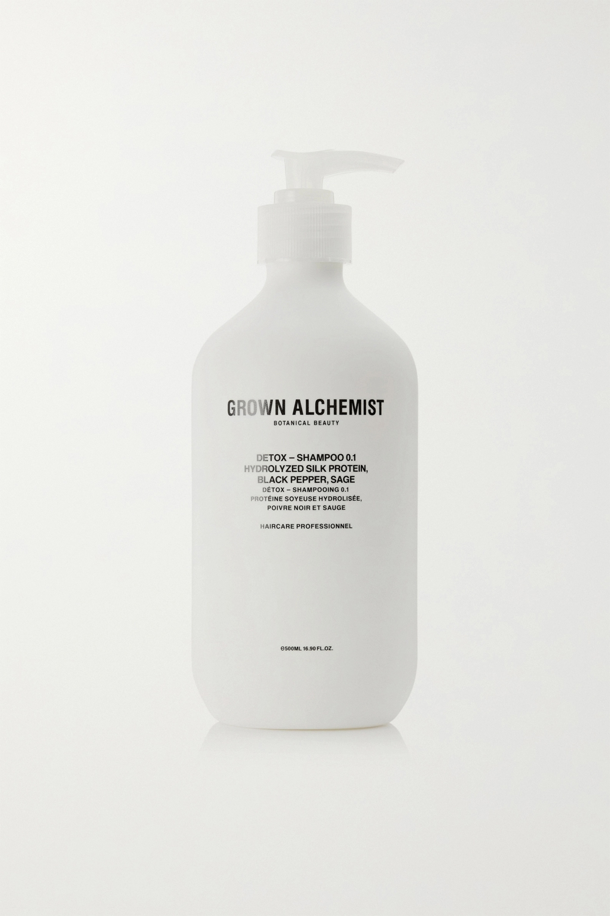Grown Alchemist Detox - Shampoo 0.1, 500ml