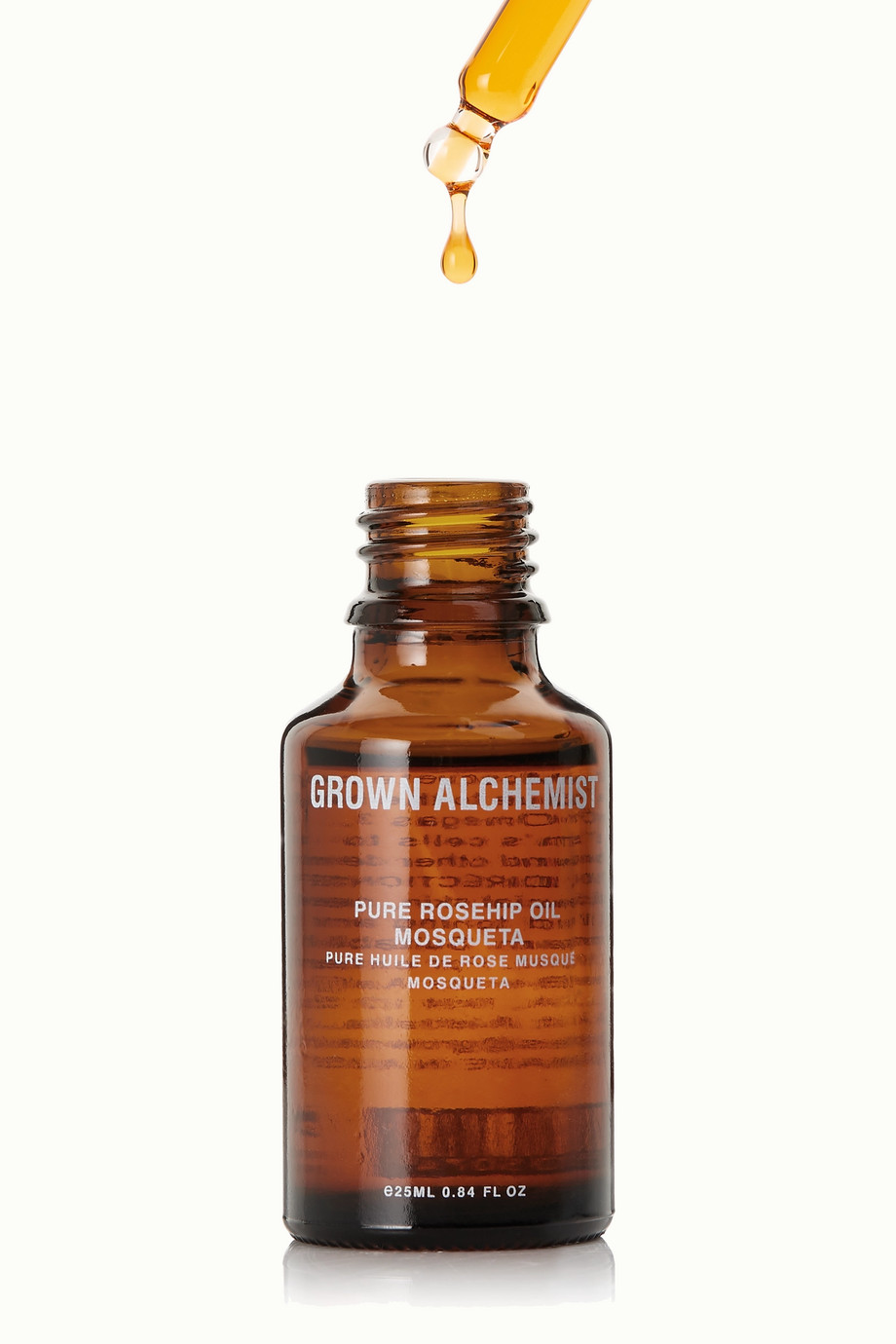 Grown Alchemist Pure Rosehip Oil Rosa Mosqueta, 25ml
