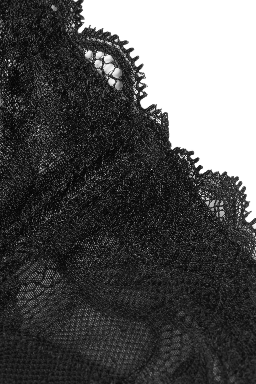 Calvin Klein Underwear Seductive multi-way stretch-jersey and lace underwired bra