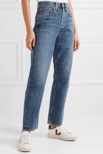 f2e842b928215f AGOLDE   '90s mid-rise straight-leg jeans   NET-A-PORTER.COM